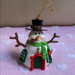 snowman ⛄️ Christmas tree ornament decoration cute
